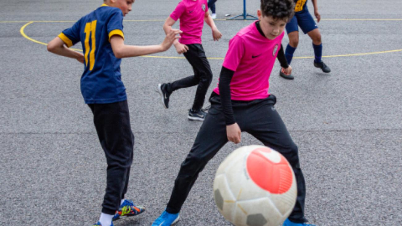 The Islington Youth Futsal League